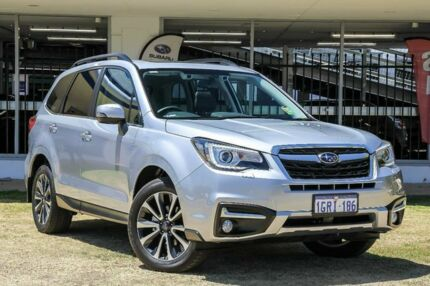 2018 Subaru Forester S4 MY18 2.5i-S CVT AWD Silver 6 Speed Constant Variable Wagon Victoria Park Victoria Park Area Preview