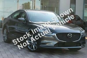 2019 Mazda 6 GL1033 GT SKYACTIV-Drive Machine Grey 6 Speed Sports Automatic Sedan Liverpool Liverpool Area Preview