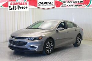 2017 Chevrolet Malibu LT*4dr*Leather*Sunroof*Nav*