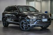 2017 Volkswagen Touareg 7P MY17 V8 TDI Tiptronic 4MOTION R-Line Black 8 Speed Sports Automatic Wagon Bellevue Swan Area Preview