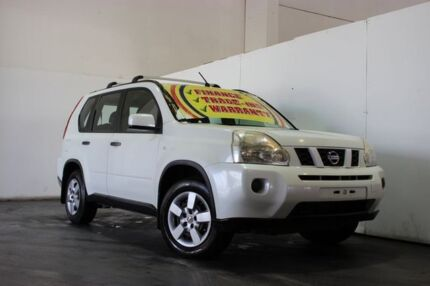 2008 Nissan X-Trail T31 ST (4x4) White 6 Speed Manual Wagon Underwood Logan Area Preview