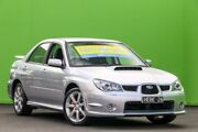 2005 Subaru Impreza S MY06 WRX AWD Silver 5 Speed Manual Sedan Ringwood East Maroondah Area Preview