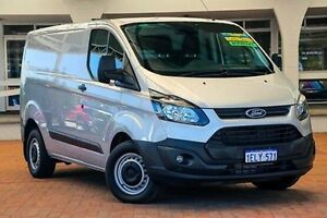 2014 Ford Transit Custom VN 290S Low Roof SWB Silver 6 Speed Manual Van Willagee Melville Area Preview