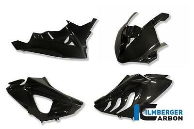 Ilmberger RACING Complete 4Piece Headlight Fairing Bellypan Kit BMW S1000RR 2014