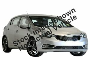 2015 Kia Cerato YD MY15 SLi Silver 6 Speed Automatic Hatchback Brookvale Manly Area Preview