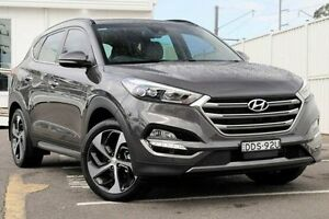 2016 Hyundai Tucson TLE Highlander D-CT AWD Brown 7 Speed Sports Automatic Dual Clutch Wagon Gosford Gosford Area Preview