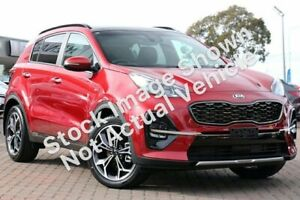 2019 Kia Sportage QL MY19 GT-Line AWD Red 8 Speed Sports Automatic Wagon Launceston Launceston Area Preview
