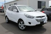 2015 Hyundai ix35 LM3 MY15 Active White 6 Speed Sports Automatic Wagon Devonport Devonport Area Preview
