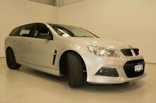 2013 Holden Special Vehicles Clubsport GEN-F MY14 R8 Tourer Silver 6 Speed Sports Automatic Wagon Edgewater Joondalup Area Preview