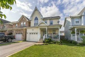 Stunning 3 Bdrm Home Upgraded Top To Bottom *BROOKLIN*