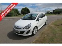 "VAUXHALL CORSA 1.4 SRI,2012,17""Alloys,Air Con,CruiseControl,Full Vauxhall Service History,39,000mls"