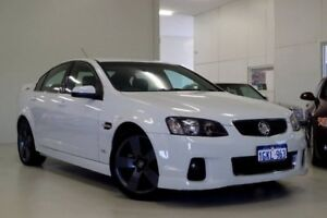 2012 Holden Commodore VE II MY12.5 SV6 Z Series White 6 Speed Sports Automatic Sedan Myaree Melville Area Preview
