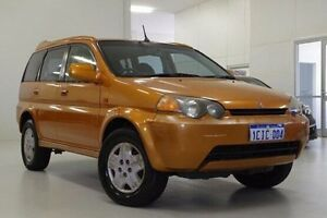 2000 Honda HR-V 4WD Gold 5 Speed Manual Wagon Myaree Melville Area Preview