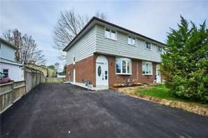 Beautiful, just reno-ed, 3 bd, South Oshawa with shared backyard