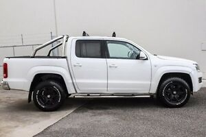 2012 Volkswagen Amarok 2H MY13 TDI420 4Motion Perm Highline White 8 Speed Automatic Utility Bellevue Swan Area Preview