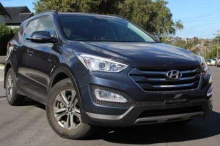 2015 Hyundai Santa Fe DM Active CRDi (4x4) Ocean View Wagon