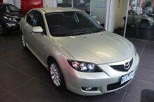 2008 Mazda 3 BK10F2 MY08 Maxx Sport Green 4 Speed Sports Automatic Hatchback Dandenong Greater Dandenong Preview