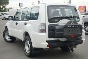 2011 Mitsubishi Pajero NW MY12 GL White 5 Speed Manual Wagon Acacia Ridge Brisbane South West Preview