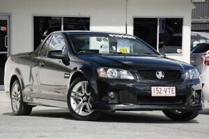 2010 Holden Ute VE MY10 SV6 Black 6 Speed Manual Utility Moorooka Brisbane South West Preview