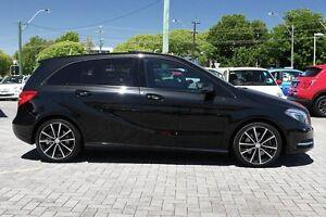 2013 Mercedes-Benz B250 W246 DCT Black 7 Speed Sports Automatic Dual Clutch Hatchback Osborne Park Stirling Area Preview