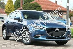2016 Mazda 3 BN5476 Neo SKYACTIV-MT Blue 6 Speed Manual Hatchback Old Reynella Morphett Vale Area Preview