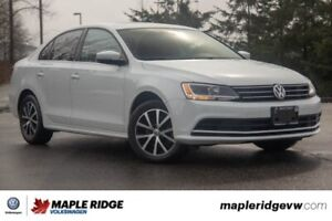 2015 Volkswagen Jetta Sedan Comfortline NO ACCIDENTS, LOW KM, AW