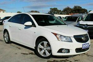 2013 Holden Cruze White Sports Automatic Sedan Dandenong Greater Dandenong Preview