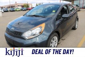2014 Kia Rio HATCHBACK Accident Free,  Heated Seats,  Bluetooth