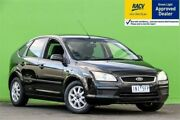2006 Ford Focus LS CL Black 4 Speed Sports Automatic Hatchback Ringwood East Maroondah Area Preview