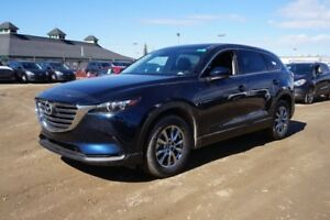 2017 Mazda CX-9 AWD GS LEATHER Navigation, Sunroof, Heated Seats