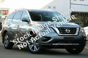 2017 Nissan Pathfinder R52 Series II MY17 ST-L X-tronic 2WD Grey 1 Speed Constant Variable Wagon South Grafton Clarence Valley Preview