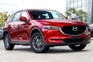 2019 Mazda CX-5 MY19 (KF Series 2) Maxx Sport (4x4) Soul Red Crystal 6 Speed Automatic Wagon Kirrawee Sutherland Area Preview