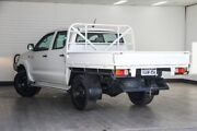 2012 Toyota Hilux KUN26R MY12 SR Double Cab White 4 Speed Automatic Utility Victoria Park Victoria Park Area Preview