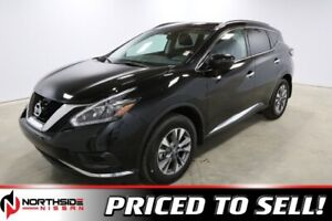 2018 Nissan Murano S HEATED FRONT SEATS, BACK UP CAMERA, APPLE C