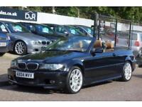 2004 04 BMW 3 SERIES 2.2 320CI SPORT 2D 168 BHP