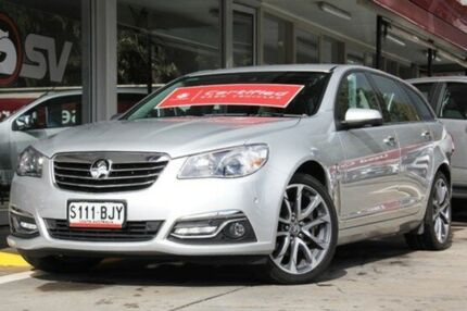 2016 Holden Calais VF II MY16 V Sportwagon Silver 6 Speed Sports Automatic Wagon Somerton Park Holdfast Bay Preview