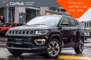 2018 Jeep Compass Limited New Car 4x4|SafetyTec.Pkgs|Nav Pkg|Adv