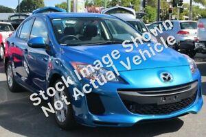 2012 Mazda 3 BL 11 Upgrade Neo Blue 5 Speed Automatic Sedan Cabramatta Fairfield Area Preview