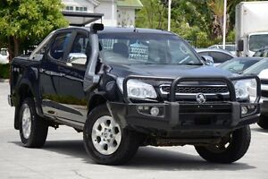 2015 Holden Colorado RG MY16 LTZ Crew Cab Black 6 Speed Manual Utility Toowong Brisbane North West Preview