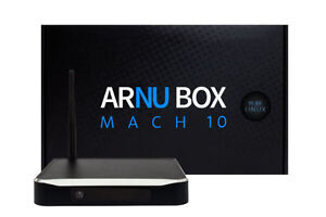 Arnu Mach 10 Pure Linux! Best android Kodi / XBMC ANDROID & M8S