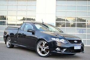 2008 Ford Falcon FG XR6 Ute Super Cab Black 5 Speed Sports Automatic Utility Midland Swan Area Preview