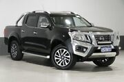 2016 Nissan Navara D23 Series II ST-X (4x4) (sunroof) Black 7 Speed Automatic Dual Cab Utility Bentley Canning Area Preview