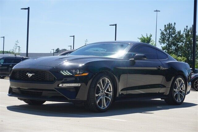 Image 3 Coche Americano usado Ford Mustang 2018