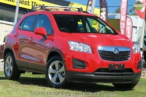 2016 Holden Trax TJ MY16 Active Blaze Red 6 Speed Automatic Wagon West Perth Perth City Area Preview