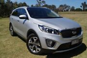 2015 Kia Sorento UM MY15 Platinum AWD Silver 6 Speed Sports Automatic Wagon Bundaberg Central Bundaberg City Preview