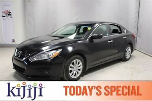 2016 Nissan Altima S Heated Seats,  Bluetooth,  A/C,