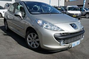 2007 Peugeot 207 A7 XT Silver 5 Speed Manual Hatchback Pearce Woden Valley Preview