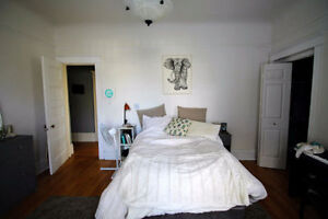 2 bedroom fully furnished home for sublease