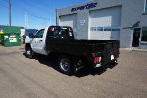Truck decks for sale: Flat Decks for Cab Chassis in alberta