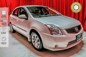 2012 Nissan Sentra BLUETOOTH! CARPROOF! HEATED SEATS!